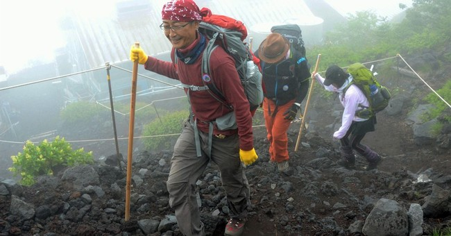 Japan launches free Wi-Fi on Mount Fuji
